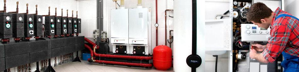 Установка отопления в квартире своими руками